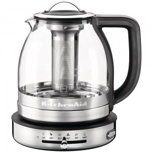 KitchenAid Artisan-Teekocher 1.5 L Glaskanne 5KEK1322ESS