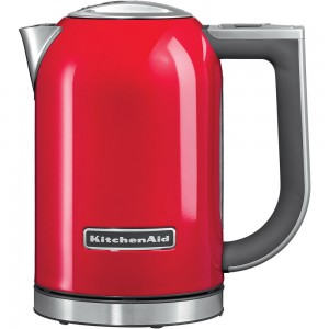 KitchenAid Wasserkocher 1.7 L Empire Rot 5KEK1722EER