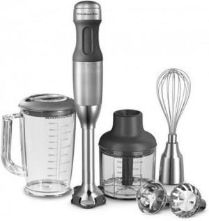 KitchenAid Stabmixer-Set Edelstahl 5KHB2571ESX