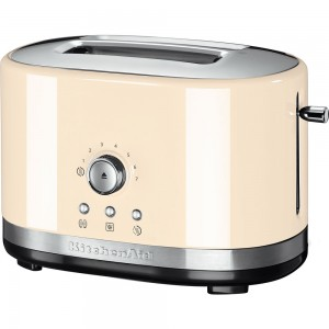 KitchenAid Toaster mit manueller Bedienung Crème  5KMT2116EAC