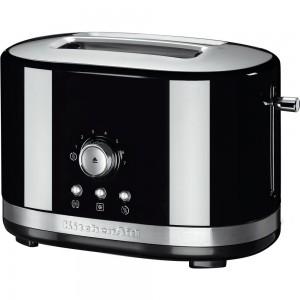 KitchenAid Toaster mit manueller Bedienung Onyx Schwarz 5KMT2116EOB