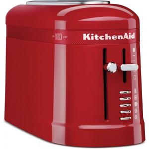 KitchenAid 1-Scheibe Langschlitz-Toaster empire rot 5KMT3115EER