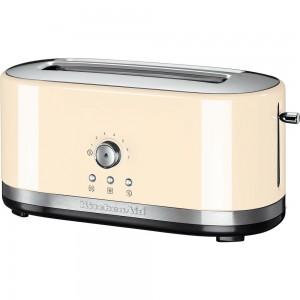 KitchenAid Toaster mit langen Schlitzen Crème 5KMT4116EAC