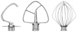 KitchenAid Zubehör für Küchenmaschine 4.3L,4.8L 5KSM5TH3PSS
