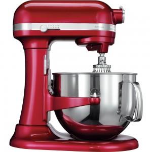KitchenAid Artisan Küchenmaschine mit Schüsselheber Liebesapfel-Rot 5KSM7580XECA