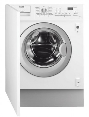 AEG L61470BI  Waschmaschine Frontlader LAVAMAT61470BI