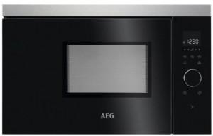 AEG Einbau Mikrowelle MBB1756SEM