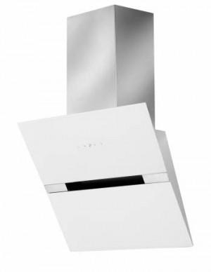 Amica Kopffrei-Haube 60cm Edelstahl/Weiß KH17158-3E