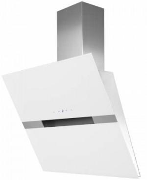 Amica Kopffrei-Haube 90cm Edelstahl/Weiß KH17159-3E