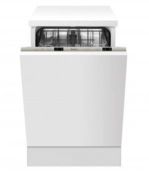 Amica Einbau-Geschirrspüler vollintegriert 45 cm Edelstahl EGSP14868V
