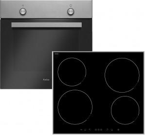 Amica Backofen-Set Fine Design EBC 943 000 E