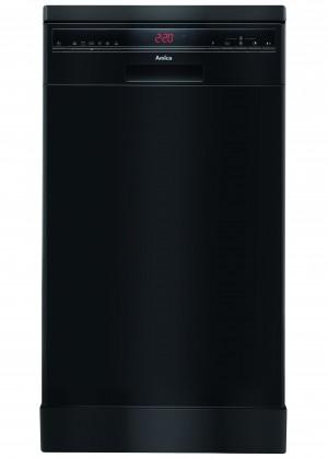 Amica Stand Geschirrspüler 45 cm schwarz GSP 14744 S