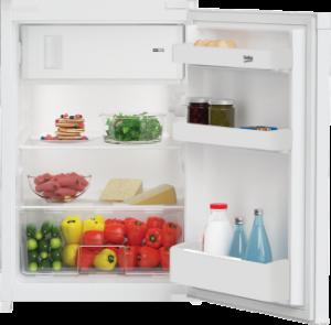 Beko Einbau-Kühlschrank Tischgerät Stauraum 97 l B1754FN