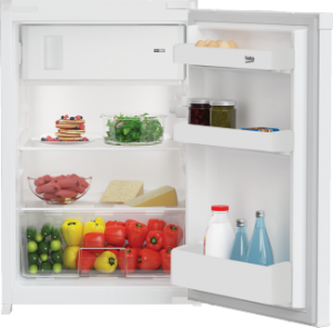 Beko Einbau-Kühlschrank Stauraum 126 l B1803FN