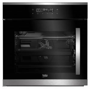 Beko Einbaubackofen schwarz EEK: A+ BIM25400XL