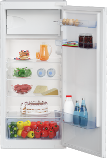 Beko Einbau-Kühlschrank Stauraum 156 l BSSA210K3SN