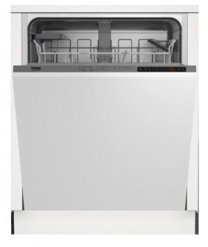 Beko Einbau-Geschirrspüler DIN26410
