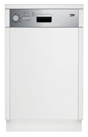 Beko Geschirrspüler Integrierbar 45 cm DSS05011X