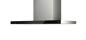 Berbel Wandhaube Glasline BWH 90 GL Edelstahl 1005527 inkl. 5 Jahre Garantie