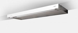 Berbel Einbauhaube Glassline BEH 90 GL weiß 1070058