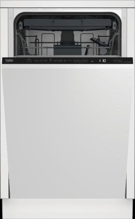 Beko Einbau-Geschirrspüler DIS48125