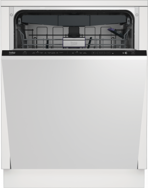 Beko Einbau-Geschirrspüler DIT48530S