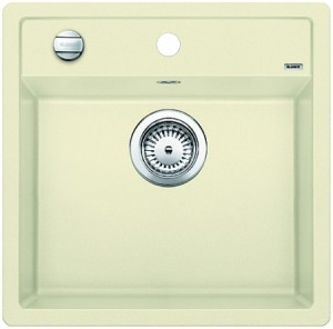 Blanco Blancodalago 5 Unterbau-Spüle 50cm Jasmin 518525
