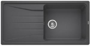 Blanco Sona XL 6Silgranit Granitspüle Felsgrau 519690