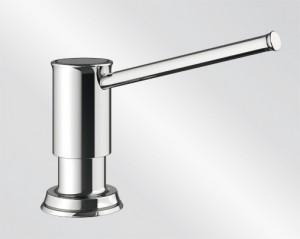 Blanco Spülmittelspender Hochdruck Messing gebürstet LIVIA 521291