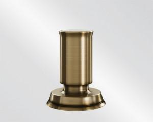Blanco Zugknopf Hochdruck Messing gebürstet LIVIA 521295