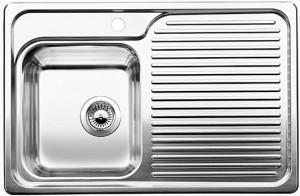 Blanco Blancoclasssic 40 S Edelstahl Spüle 511125