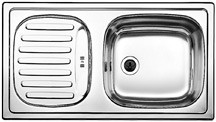 Blanco Blancoflex Edelstahl mini Leine Be rev 512032