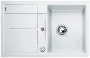 Blanco Blancometra 45 S Silgranit Weiß 513028