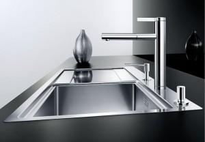 Blanco Blancolinee-S Edelstahl Seidenmatt HD 517593