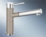 Blancoalta-S Compact SILGRANIT-Look tartufo/chrom HD 517634