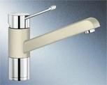 Blanco Blancozenos SILGRANIT-Look jasmin/chrom HD 517809