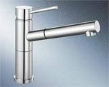 Blanco Blancoalta-S-F Compact S-F chrom HD 518413
