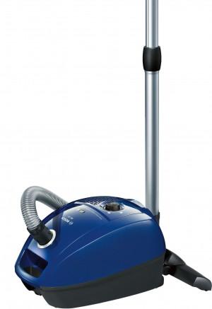 Bosch Bodenstaubsauger mit Staubbeutel nordkapblau-metallic BGL3B110