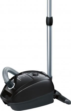 Bosch Bodenstaubsauger mit Staubbeutel  schwarz BGL3B112