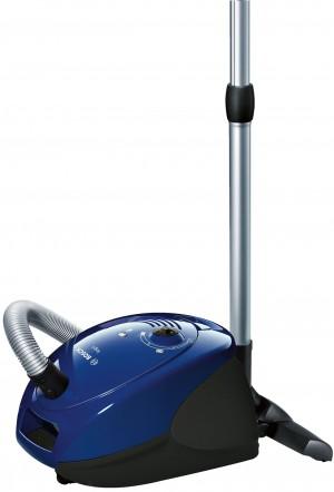 Bosch Bodenstaubsauger mit Staubbeutel nordkapblau-metallic BSG6B110