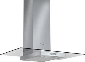 Bosch Wandesse Edelstahl mit Glasschirm 90cm DWA094W50