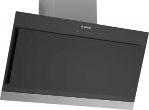 Bosch Wandesse Schräg-Design Schwarz 90cm DWK09G660