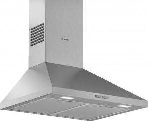 Bosch Wandesse 60cm Walmdach-Design  Edelstahl DWP66BC50