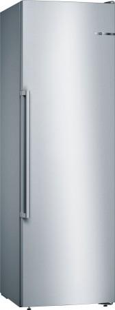 Bosch Stand Gefrierschrank Türen Edelstahl mit Anti-Fingerprint NoFrost GSN36AI3P