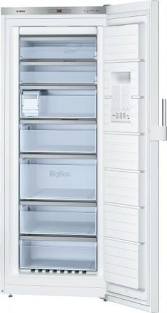 Bosch EXCLUSIV Stand Gefrierschrank weiß GSN54EW40 EEK: A+++