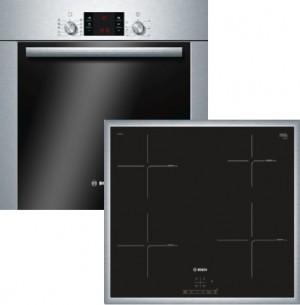 Bosch Herdset HBD40CR51 best. HBA34U250 + PIE645BB1E