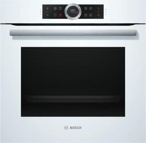Bosch Backofen Weiß HBG635BW1