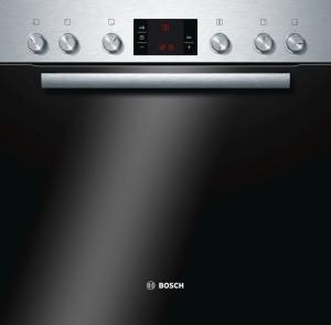 Bosch Einbauherd Edelstahl HEA63B050