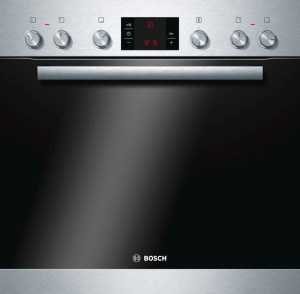 Bosch Einbauherd Edelstahl HEB73D151