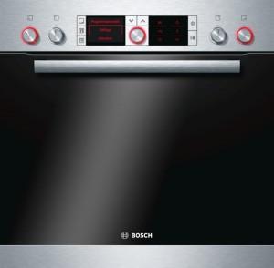 Bosch Einbauherd Edelstahl HEG78U150D